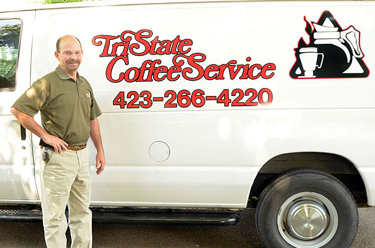 James-Office-Coffee-Service-van